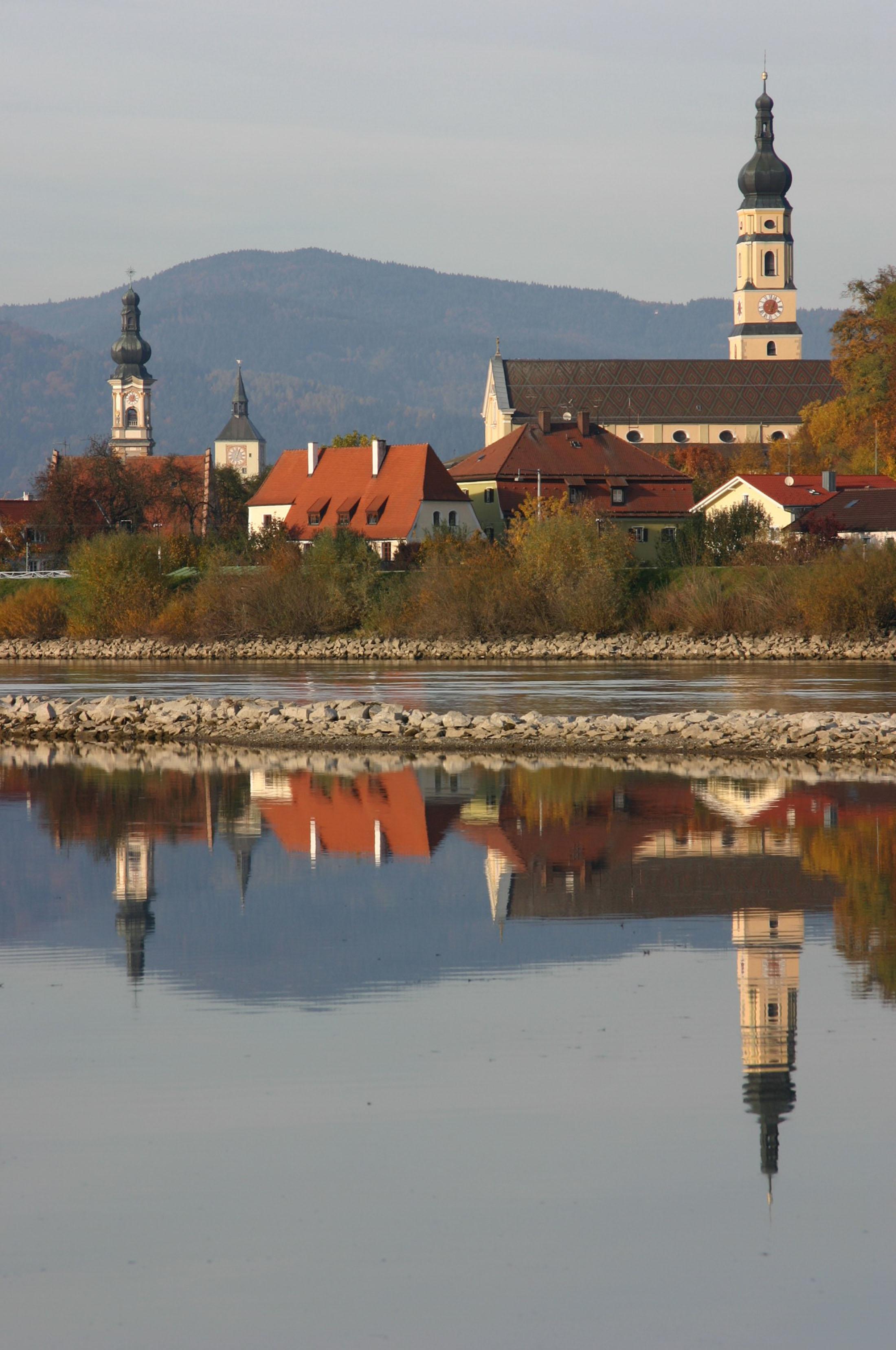"""Deggendorf is the """"gateway"""" to the Bavarian Forest - Deggendorf, das Tor zum Bayerischen Wald"""