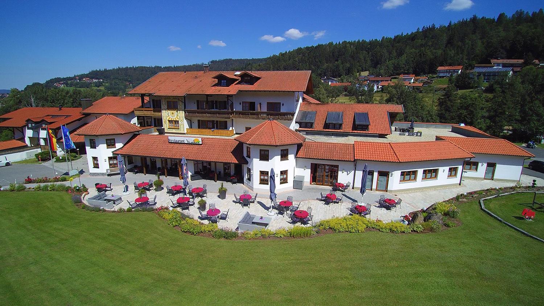 Suite Großer Arber im Hotel Waldeck