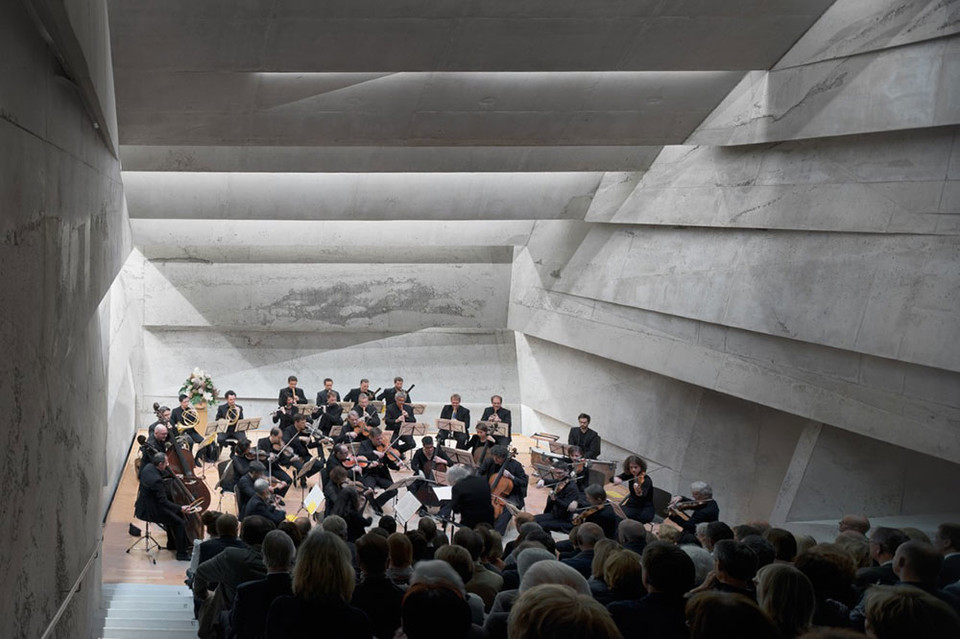 Konzertsaal von Blaibach