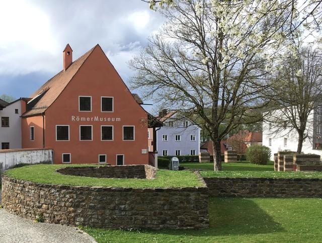 Römermuseum Kastell Boiotro in Passau