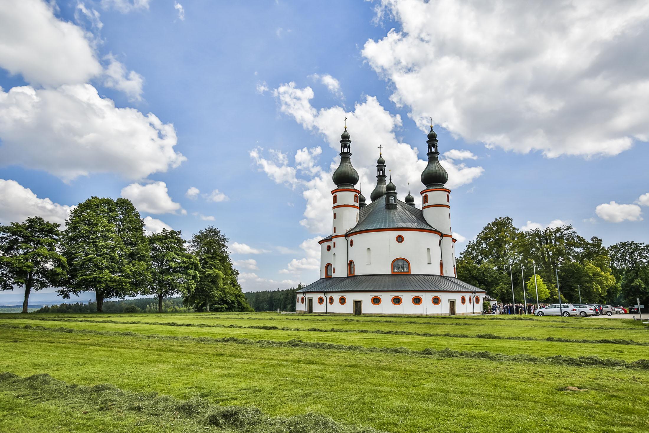 The Kappl Sanctuary of the Holy Trinity (Waldsassen)