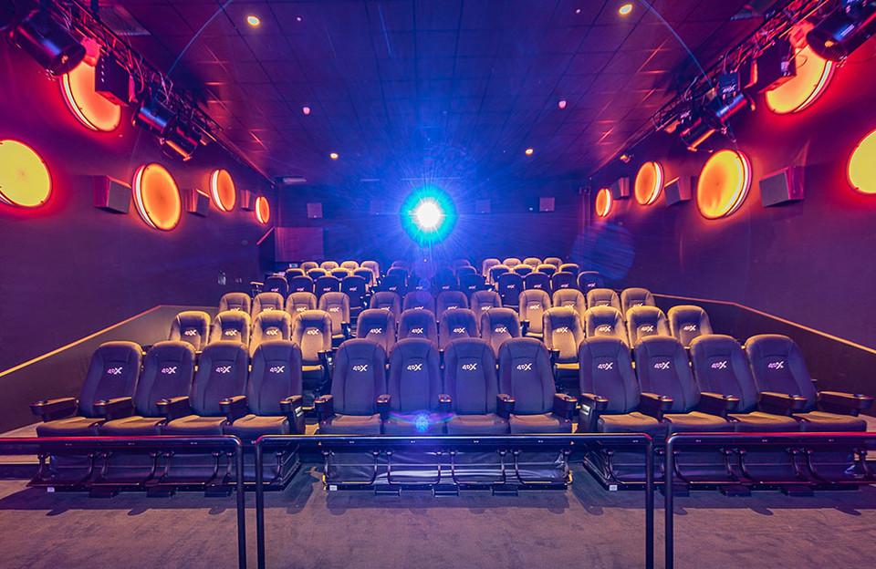 Kino für alle Sinne im Cineplex Neumarkt