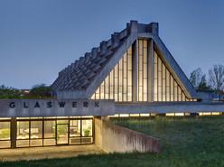 Glaswerk und Glaskathedrale Walter Gropius