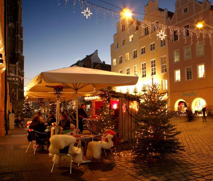 Ein besonderes Erlebnis: Landshut im Advent