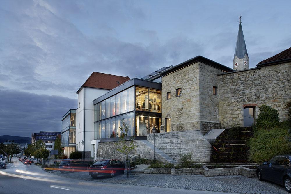 Das einzigartige Modehaus GARHAMMER in Waldkirchen