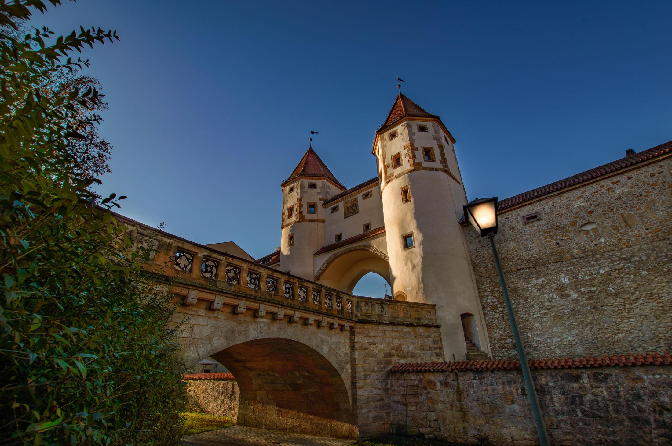 Medival gates - Nabburger Tor