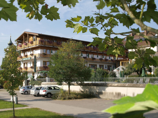 Hotel zum Goldenen Anker, Windorf
