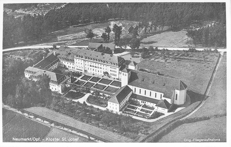 Luftaufnahme des Kloster St. Josef (Archivbild)