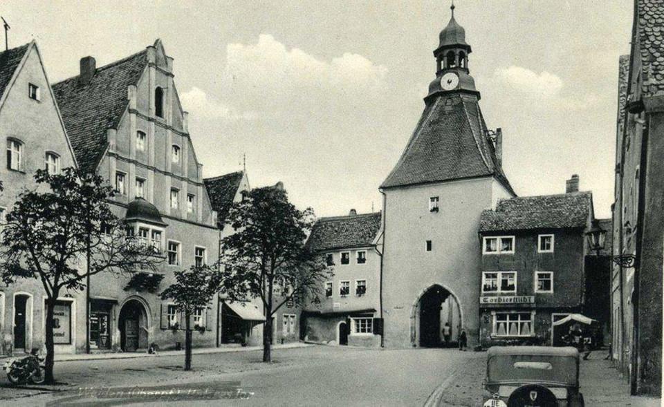 Archivbild aus Weiden