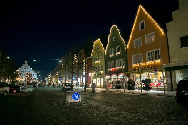 Weihnachtszauber in Neumarkt i.d. OPf.