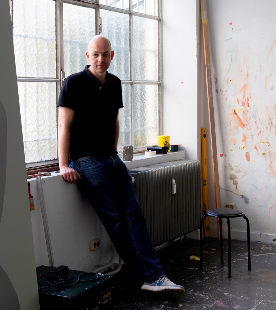 Künstler Benjamin Houlihan