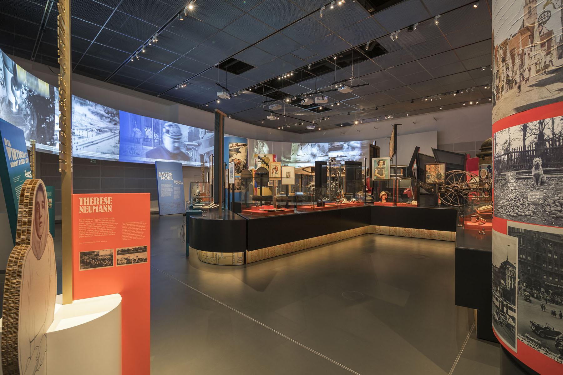 """Spannende Einblicke gibt es in der Ausstellung """"Tempo, Tempo – Bayern in den 1920ern"""" in die 1920er Jahre"""