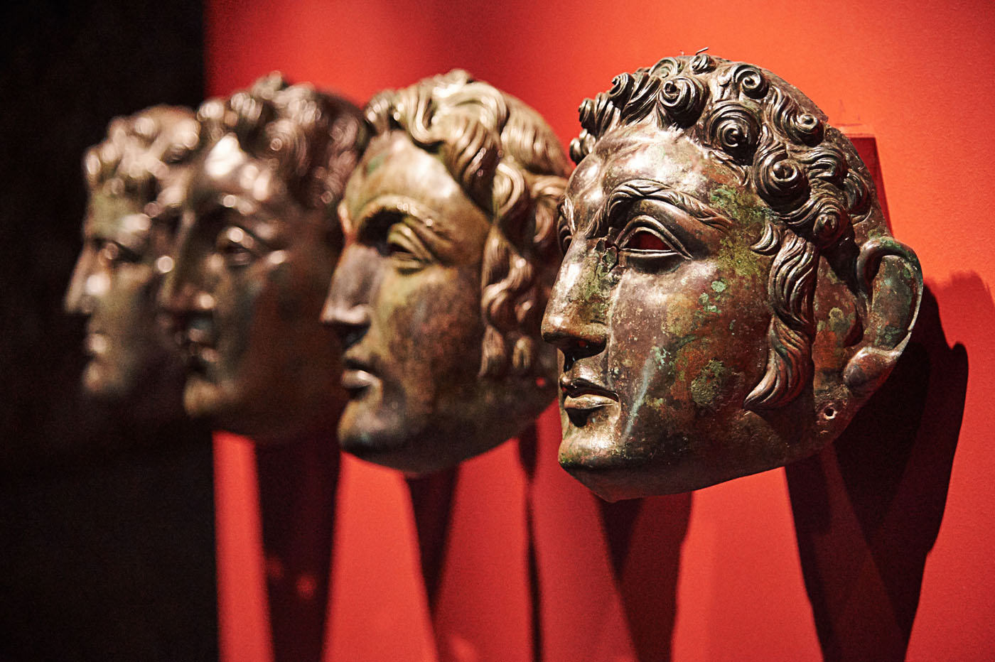 m Gäubodenmuseum kann man den weltberühmten Straubinger Römerschatz bewundern.