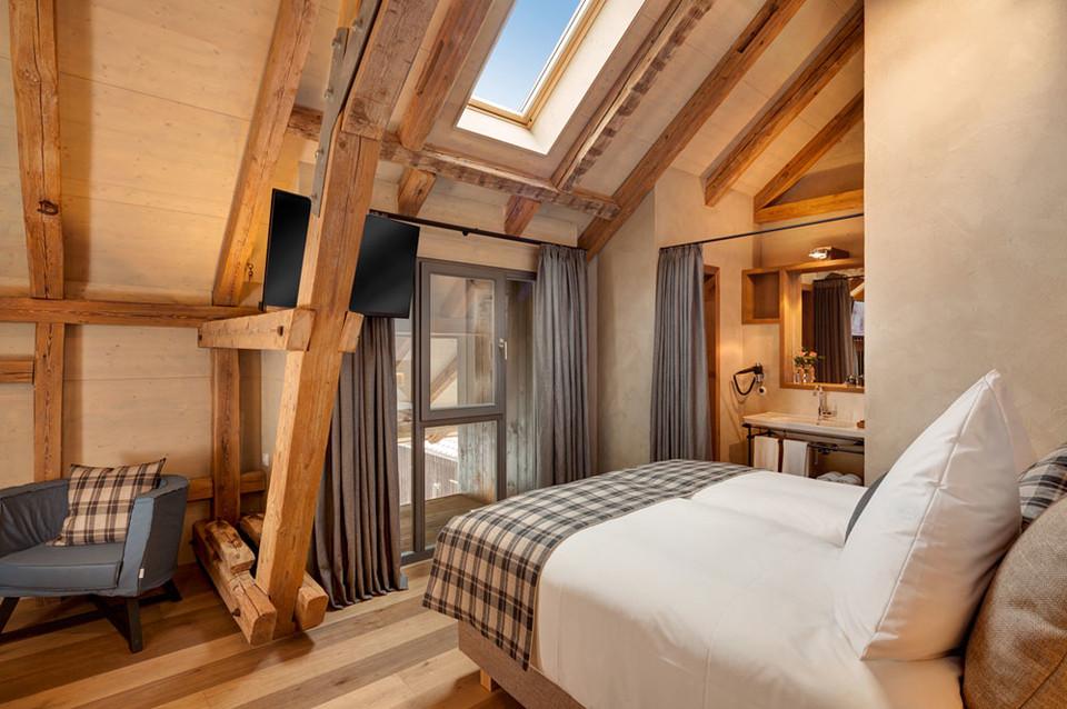 Zimmer AlmRefugio