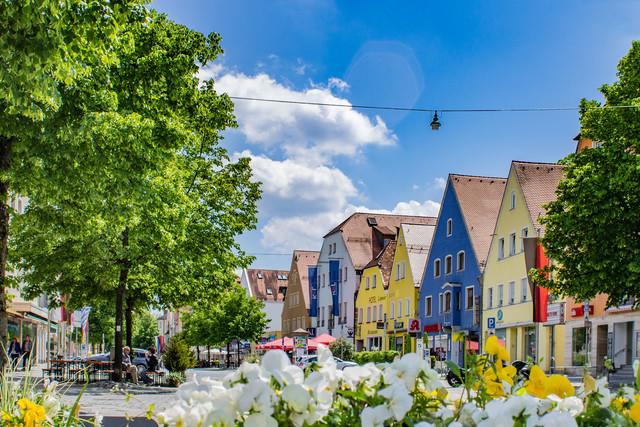 Neumarkt Altstadt
