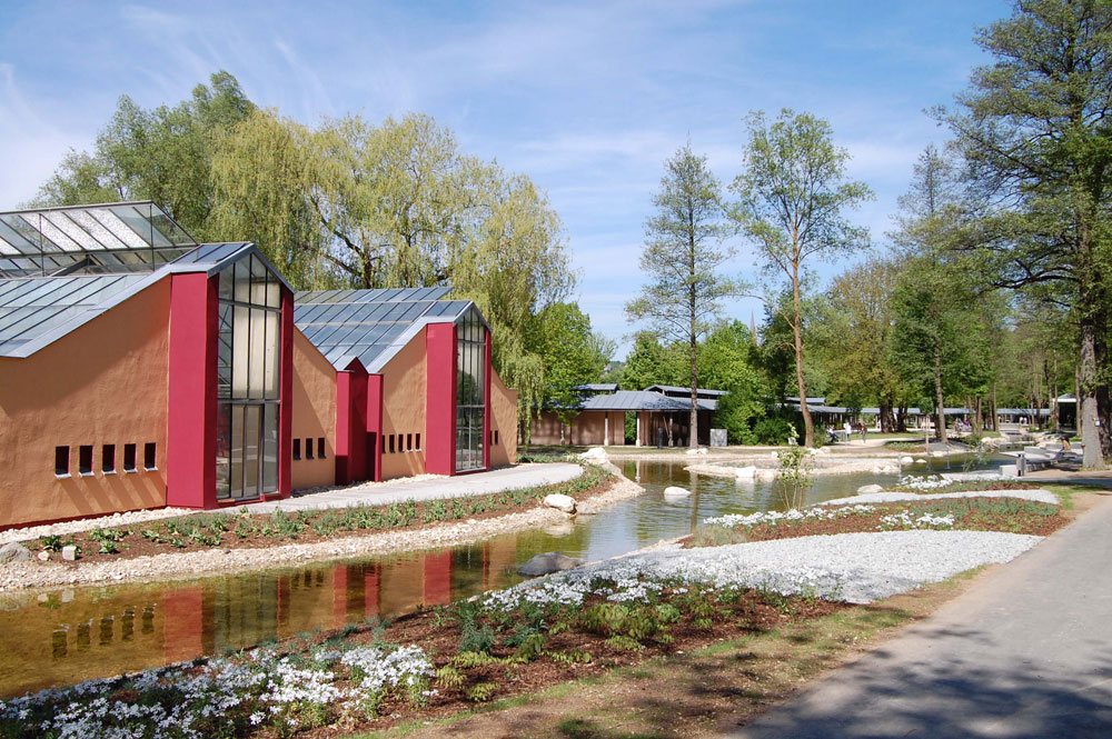 Vogelhaus Kurpark Bad Abbach