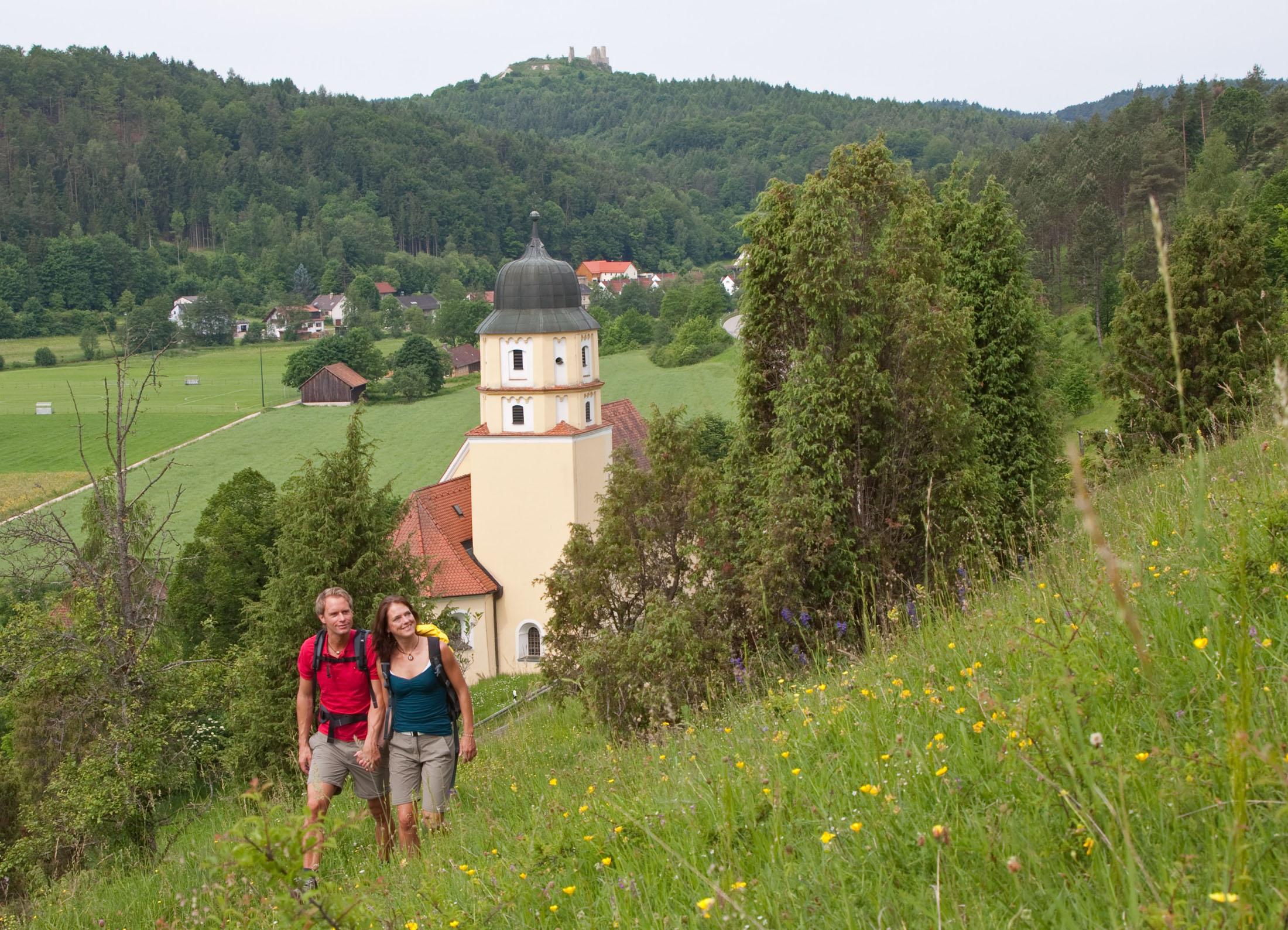 Pilgrimage church Stettkirchen - Wallfahrtskirche Stettkirchen