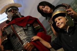 Das Museum Quintana in Künzing: Ein Erlebnis für große und kleine Besucher