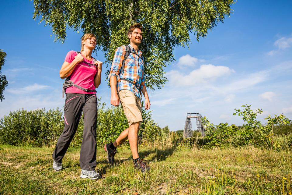 Wandern an der Himmelsleiter im Landkreis Tirschenreuth