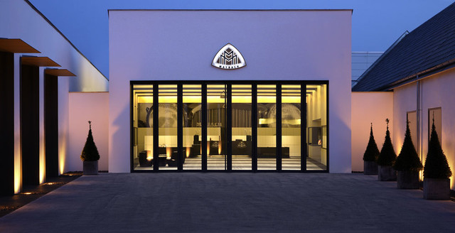 Maybach Museum-aussen_Erich-Spahn