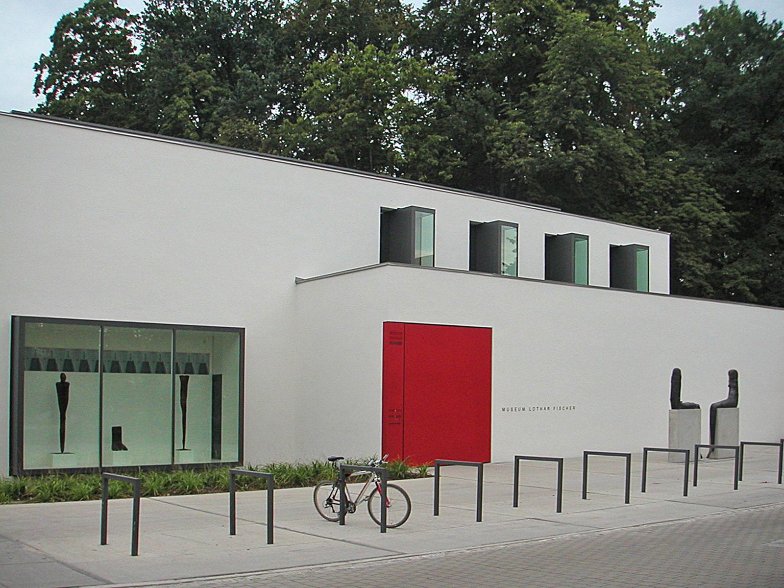 Das Museum Lothar Fischer in Neumarkt