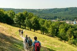 Das ist Deutschlands kleinstes zusammenhängendes Wandergebiet: die Zeugenbergrunde.