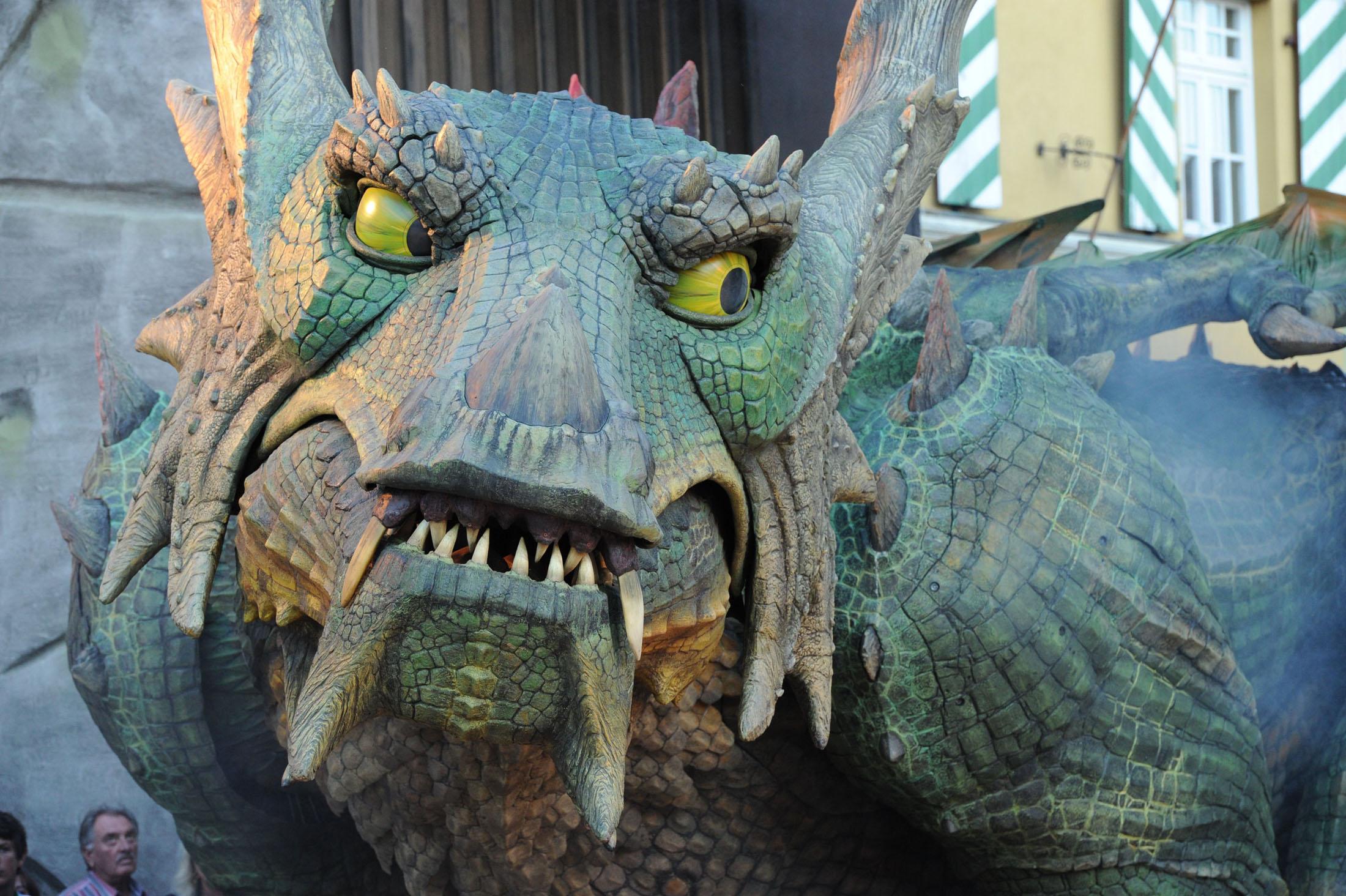 The Dragon of Furth - Der Futher Drache