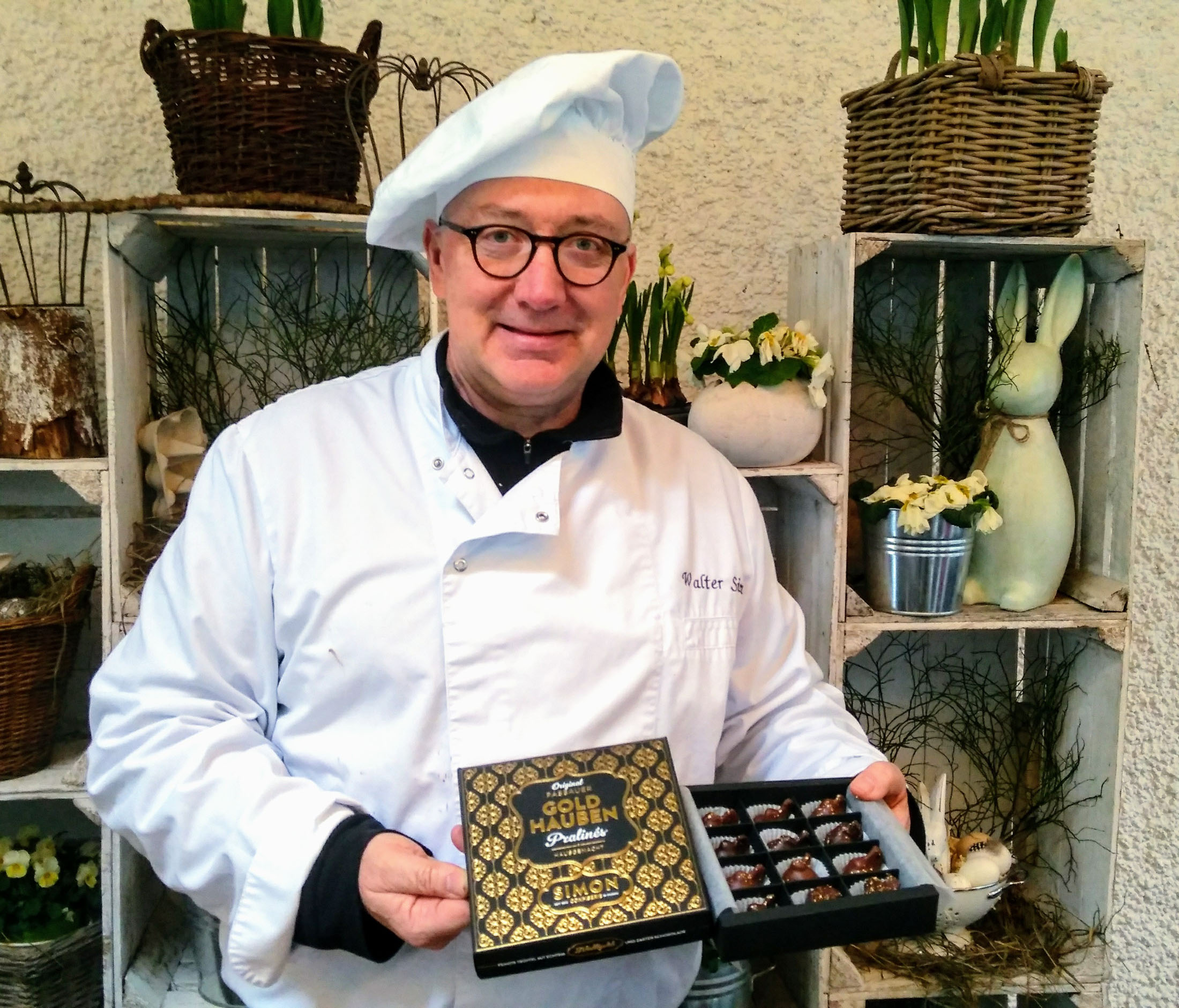Learn to make your own chocolate at confiserie Simon in Passau