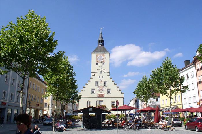 Deggendorf Altes Rathaus