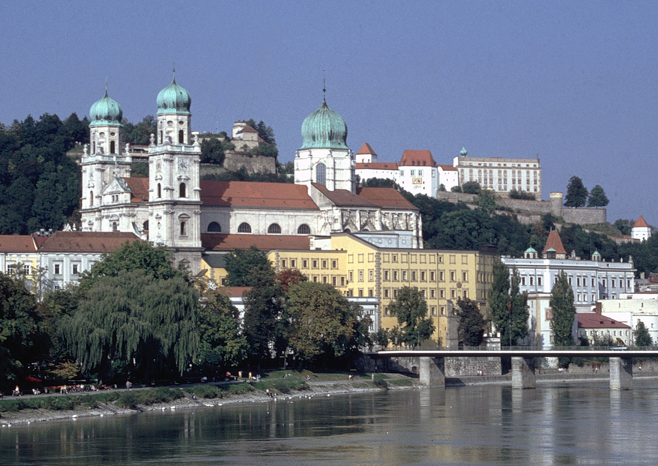 Baroque Old Town of Passau
