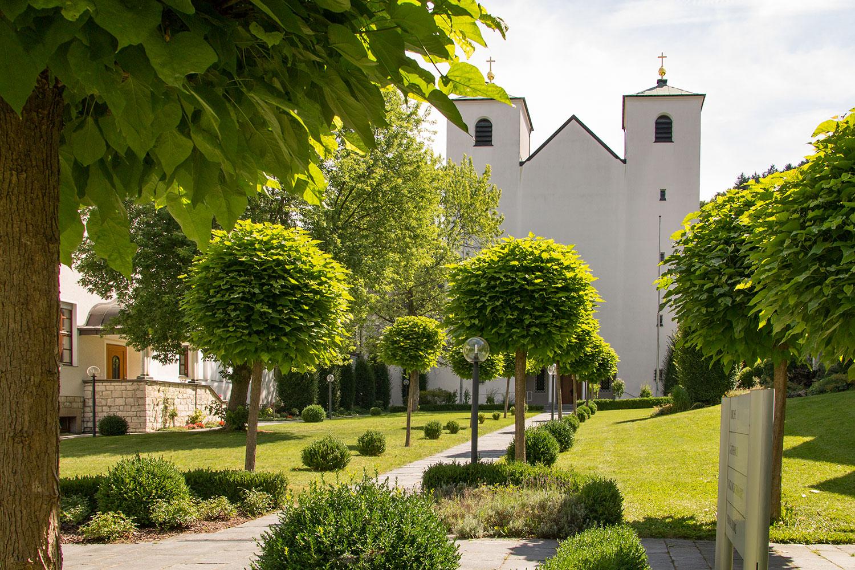 Wunderschöne Klosteranlage in Neumarkt