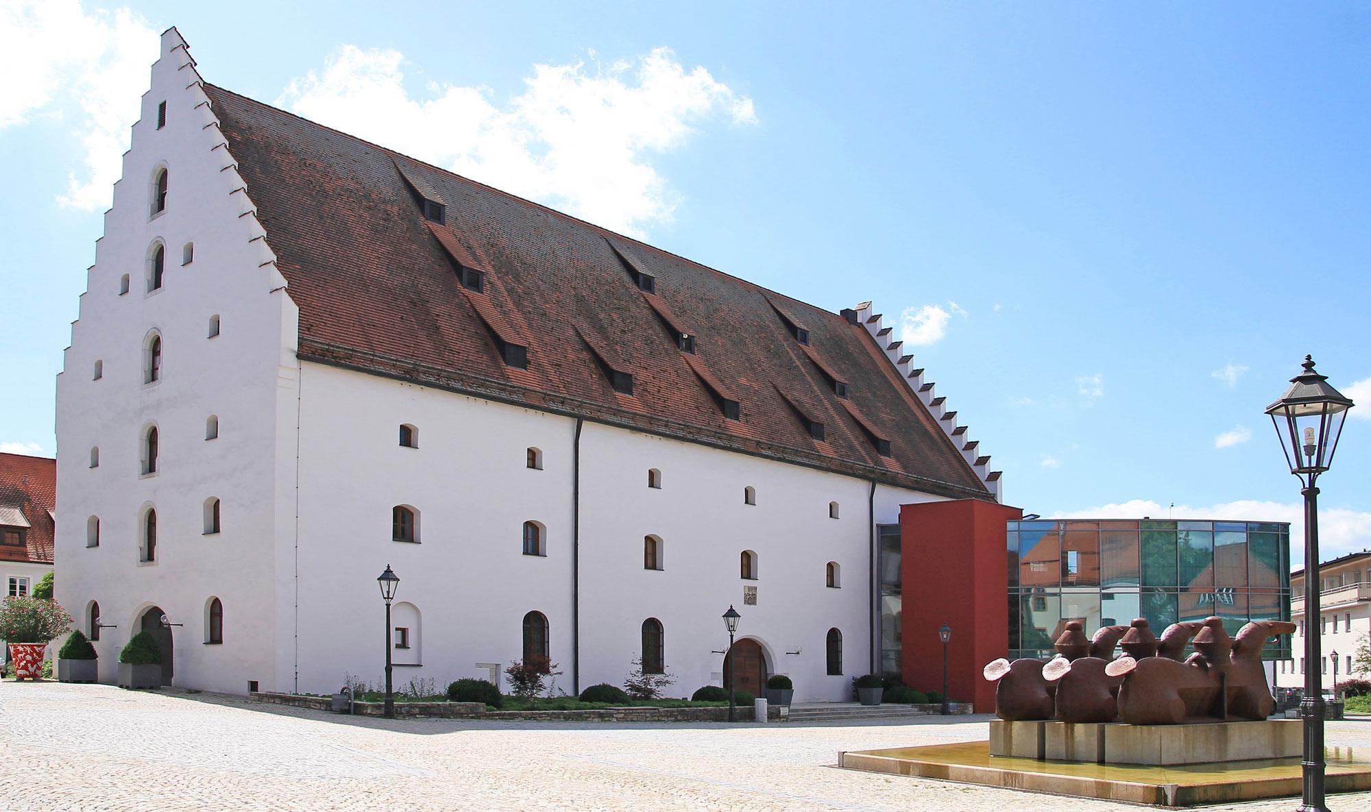 Der Neumarkter Reistadel ist heute ein weltweit bekanntes Konzert- und Kulturhaus.