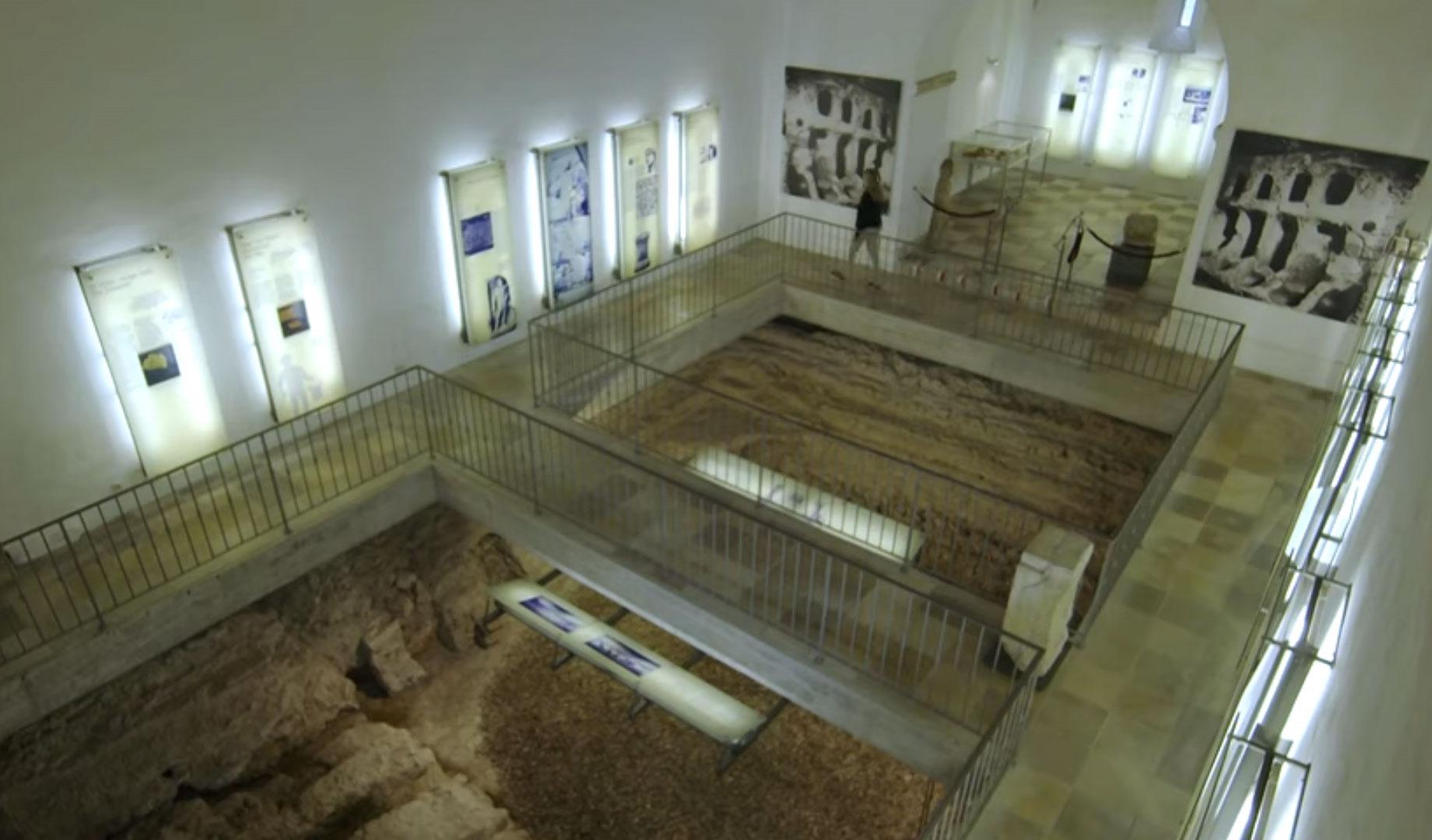 Das Römermuseum in Bad Gögging