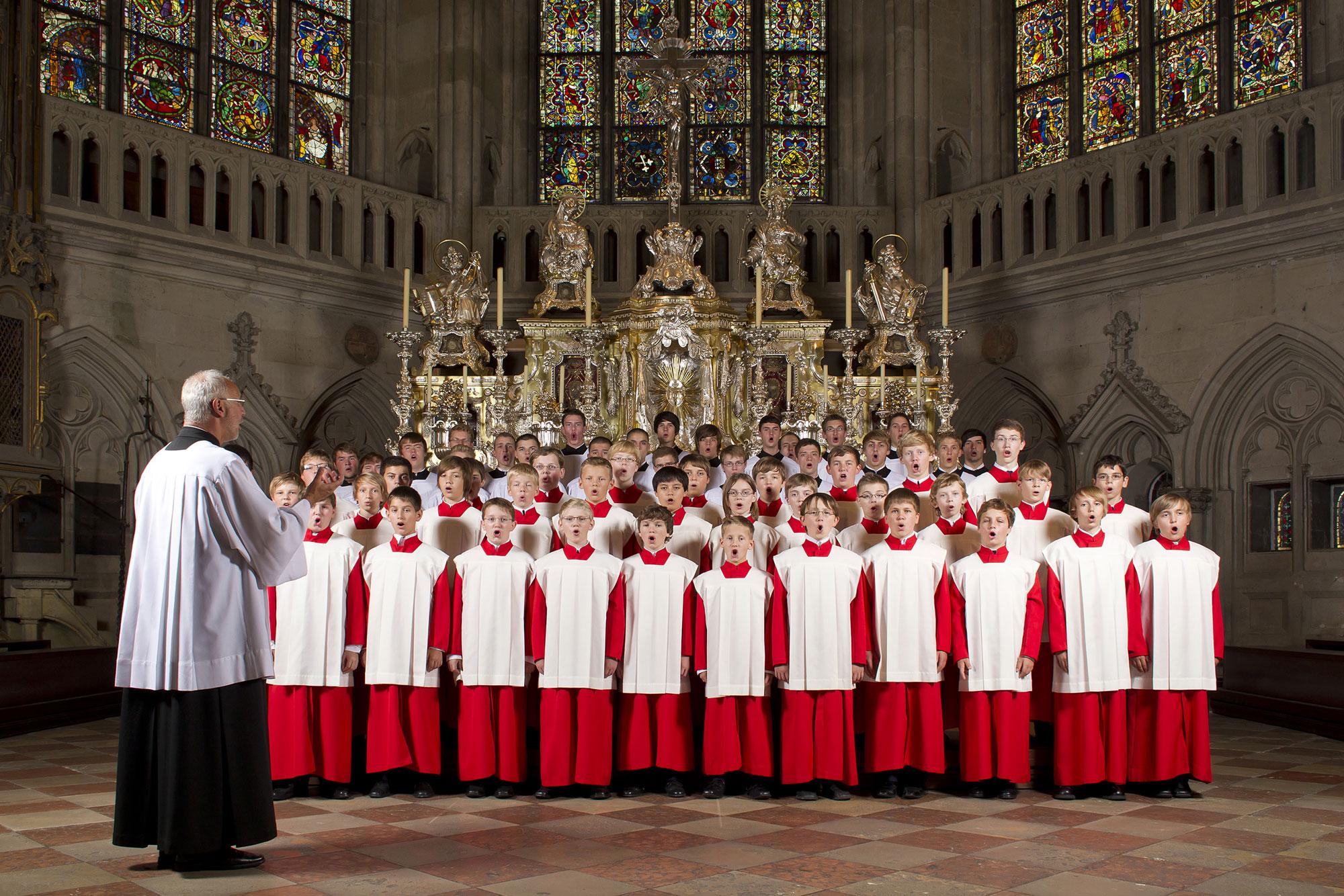World-famous boys' choir: Regensburger Domspatzen