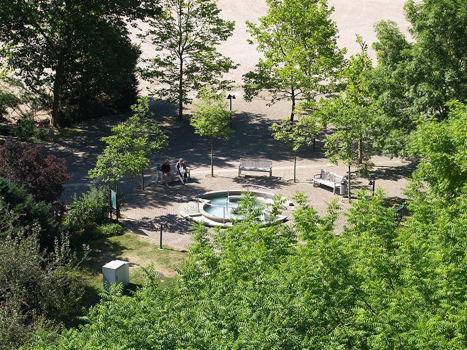 Kneippbecken Kurpark Bad Abbach