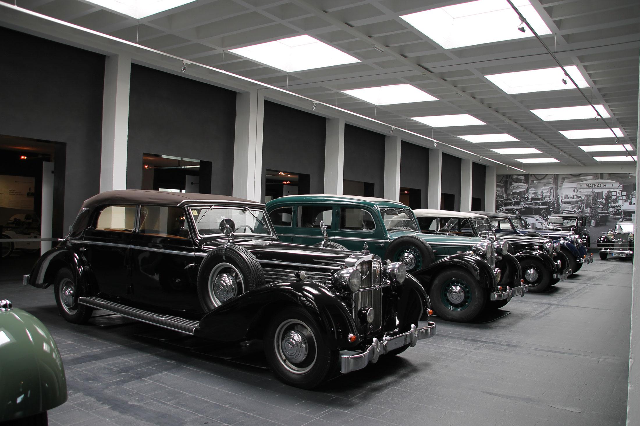 Museum für Historische Maybach Fahrzeuge