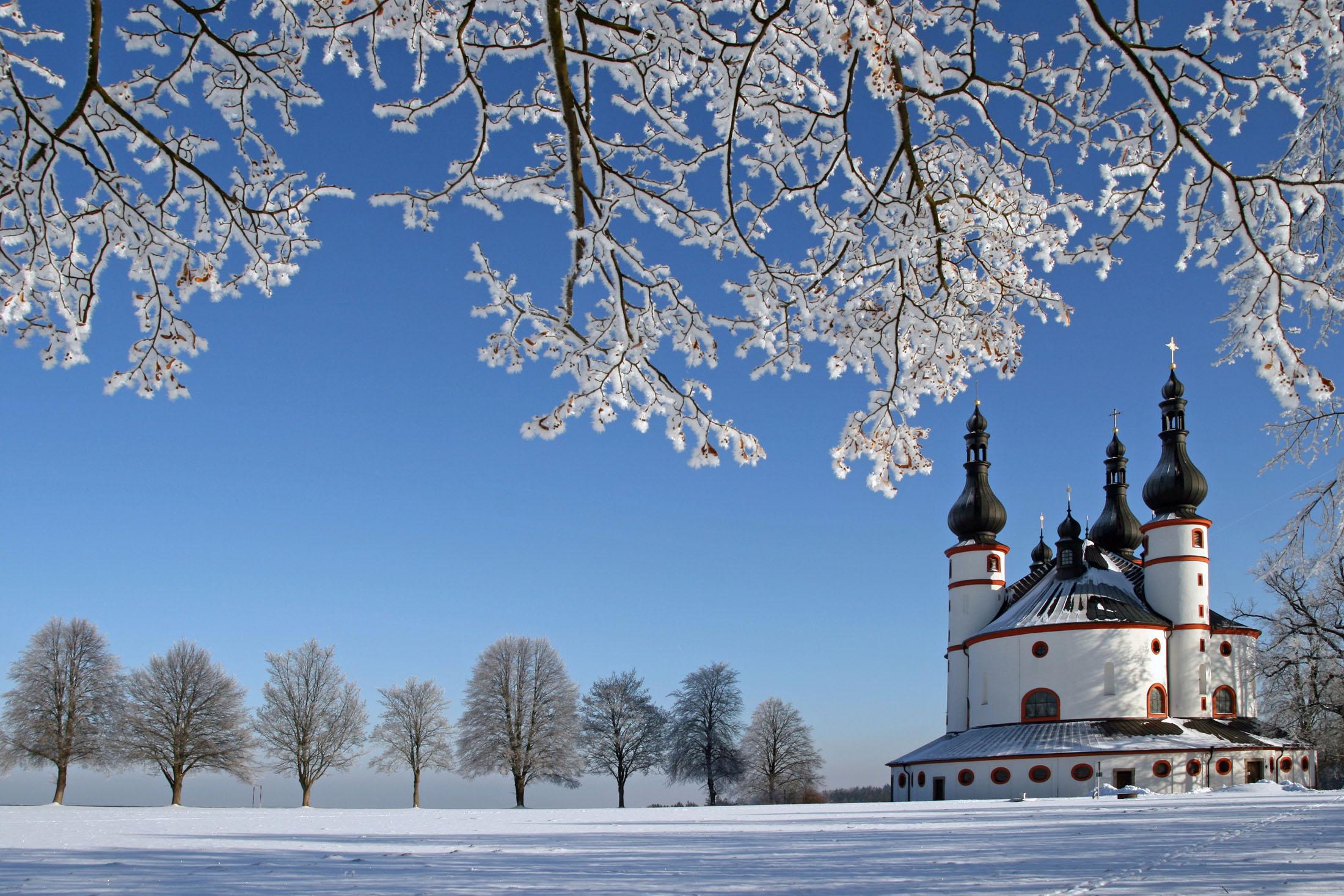 The Kappl Sanctuary of the Holy Trinity (Waldsassen).