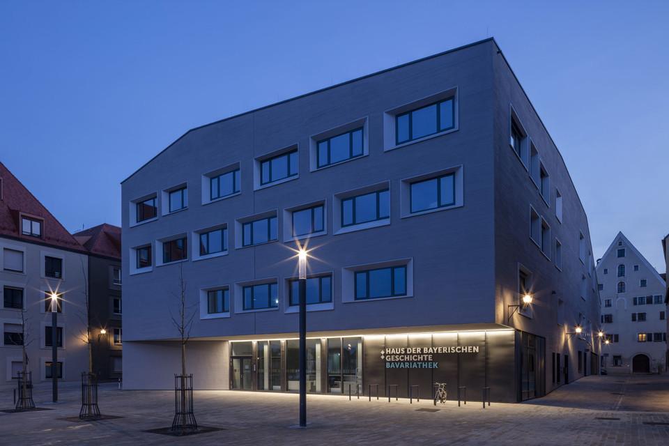 Die Bavariathek ist das medienpädagogische Zentrum des Hauses der Bayerischen Geschichte.