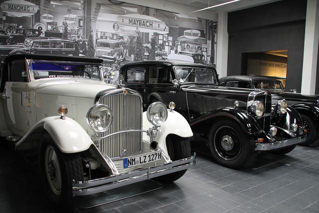 Neumarkt, Maybach Museum