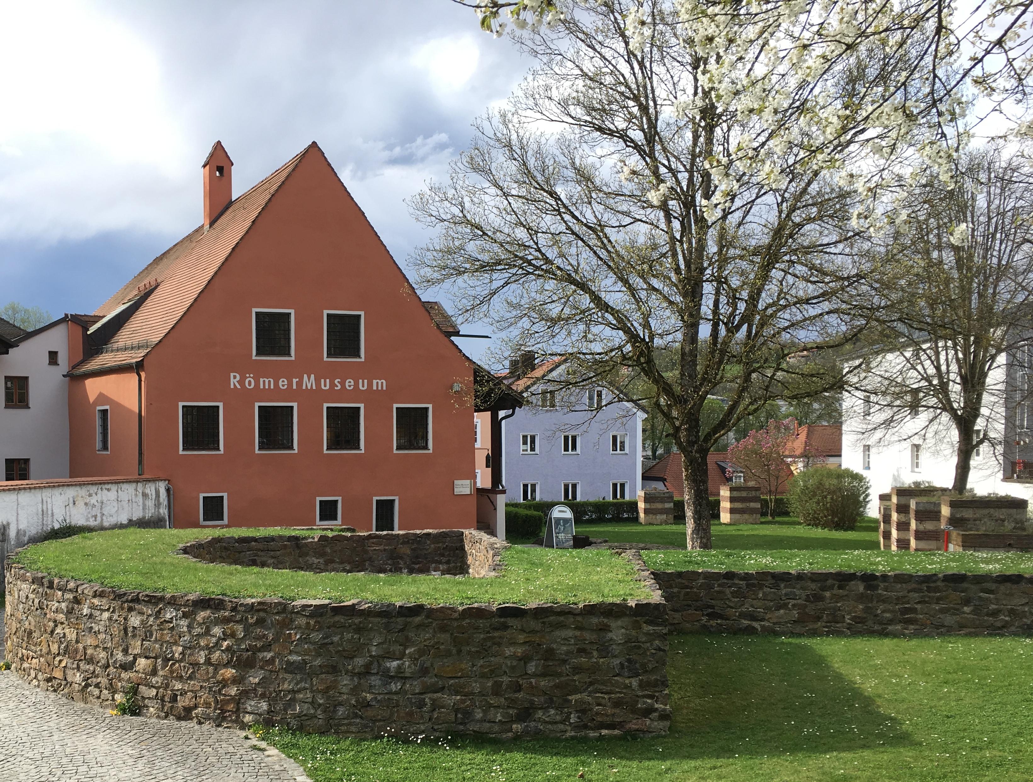Das Römermuseum Kastell Boiotro in Passau