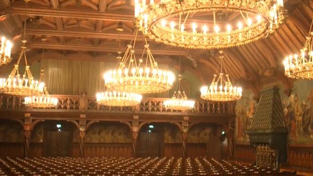 Rathausprunksaal Landshut