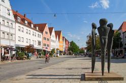 Obere Marktstraße Historische Altstadt