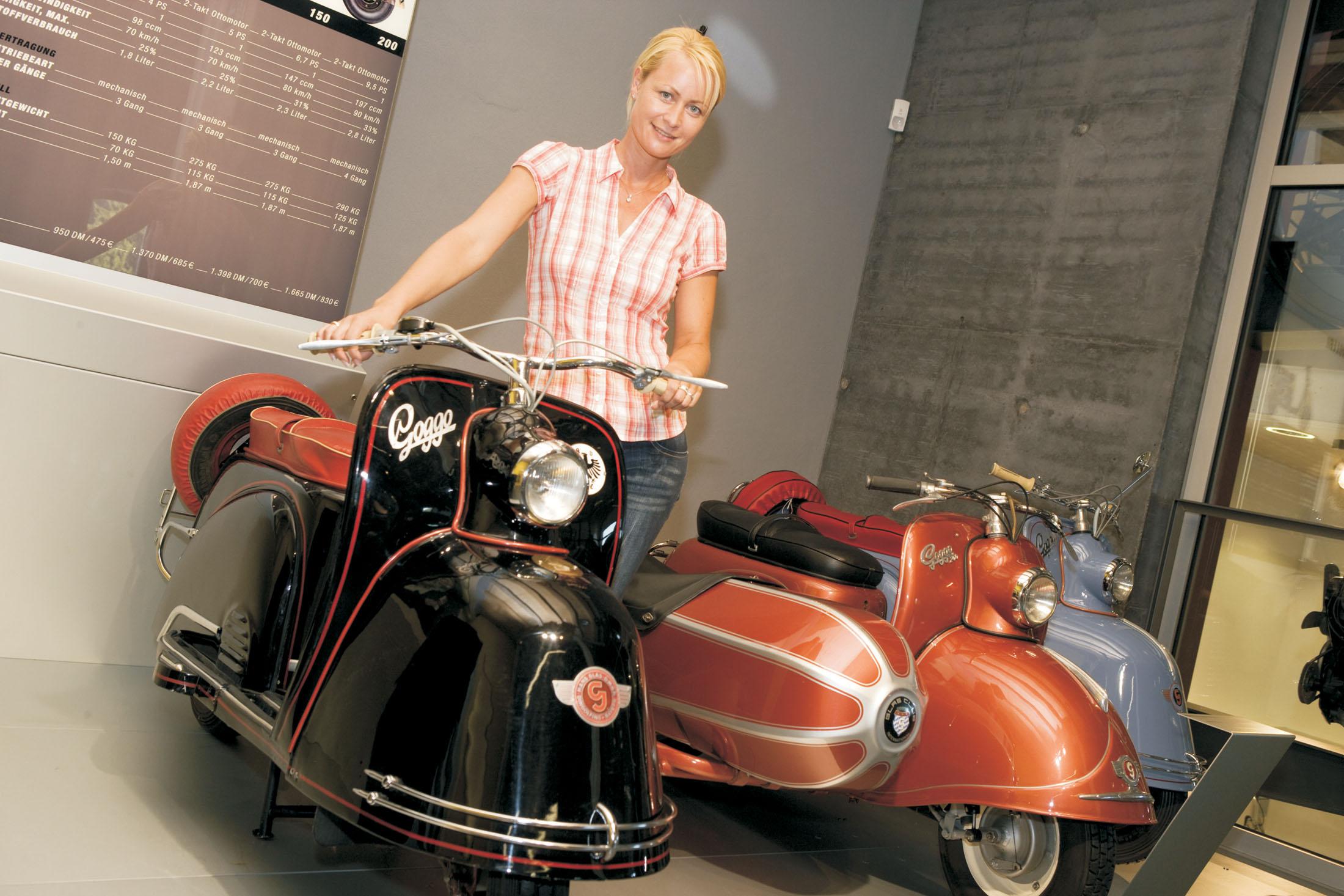 Industrial history in the Museum - Industriegeschichte im Museum