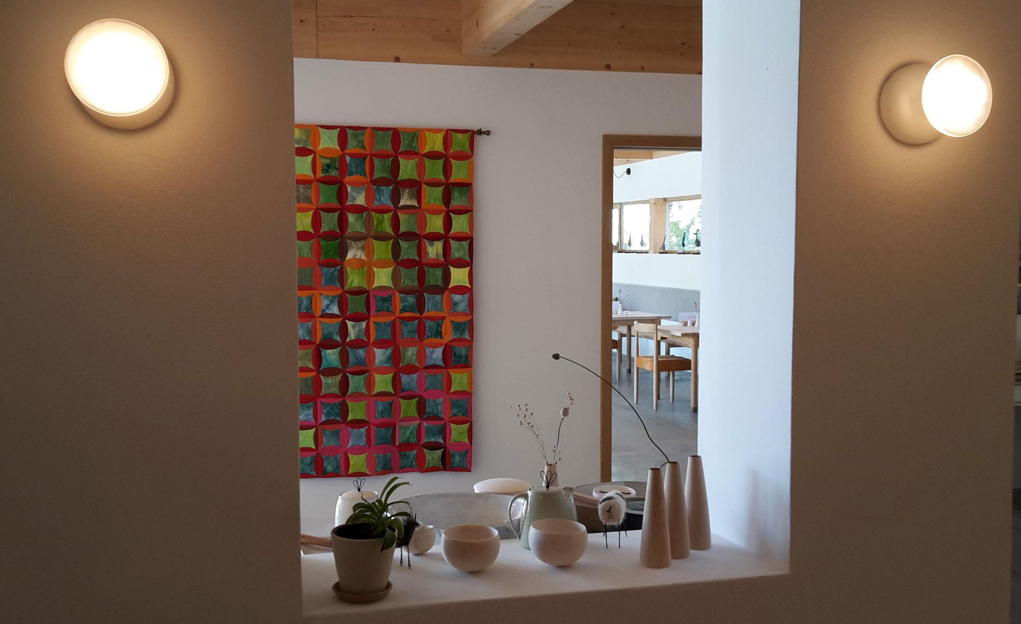 Eingangsbereich mit viel Liebe zum Detail