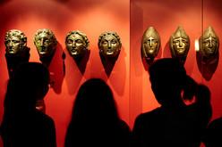 Römerschatz im Gäubodenmuseum in Straubing