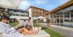 Das Hotel Eibl-Brunner**** in Frauenau