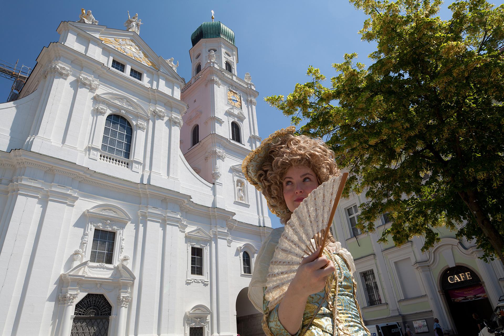 Die Barockstadt Passau ist ein kulturelles Highlight