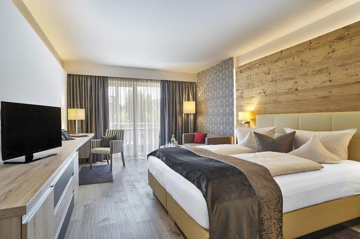 Stilvoll und gemütlich übernachten im Hotel Eibl-Brunner in Frauenau