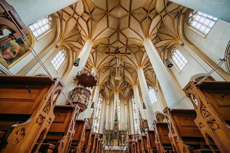 Einer der bedeutendsten Kirchenbauten in Süddeutschland: die Stadtpfarrkirche St. Johannes