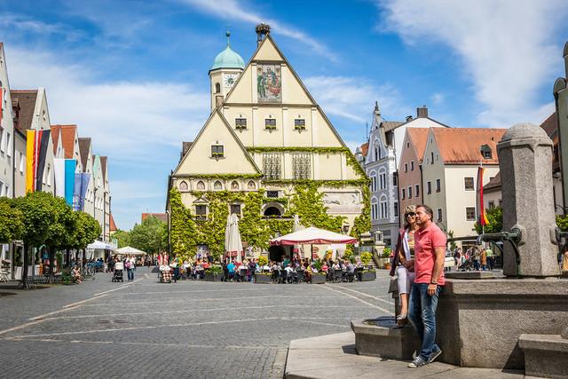 Altes Rathaus_Tourist-Information Weiden i.d.OPf_T.Kujat